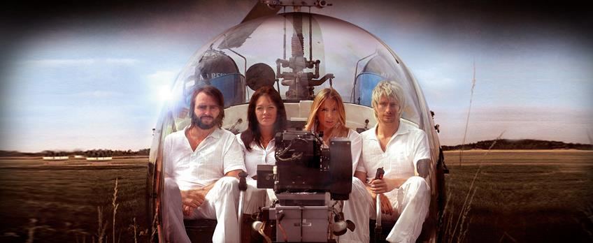 helicopter abba